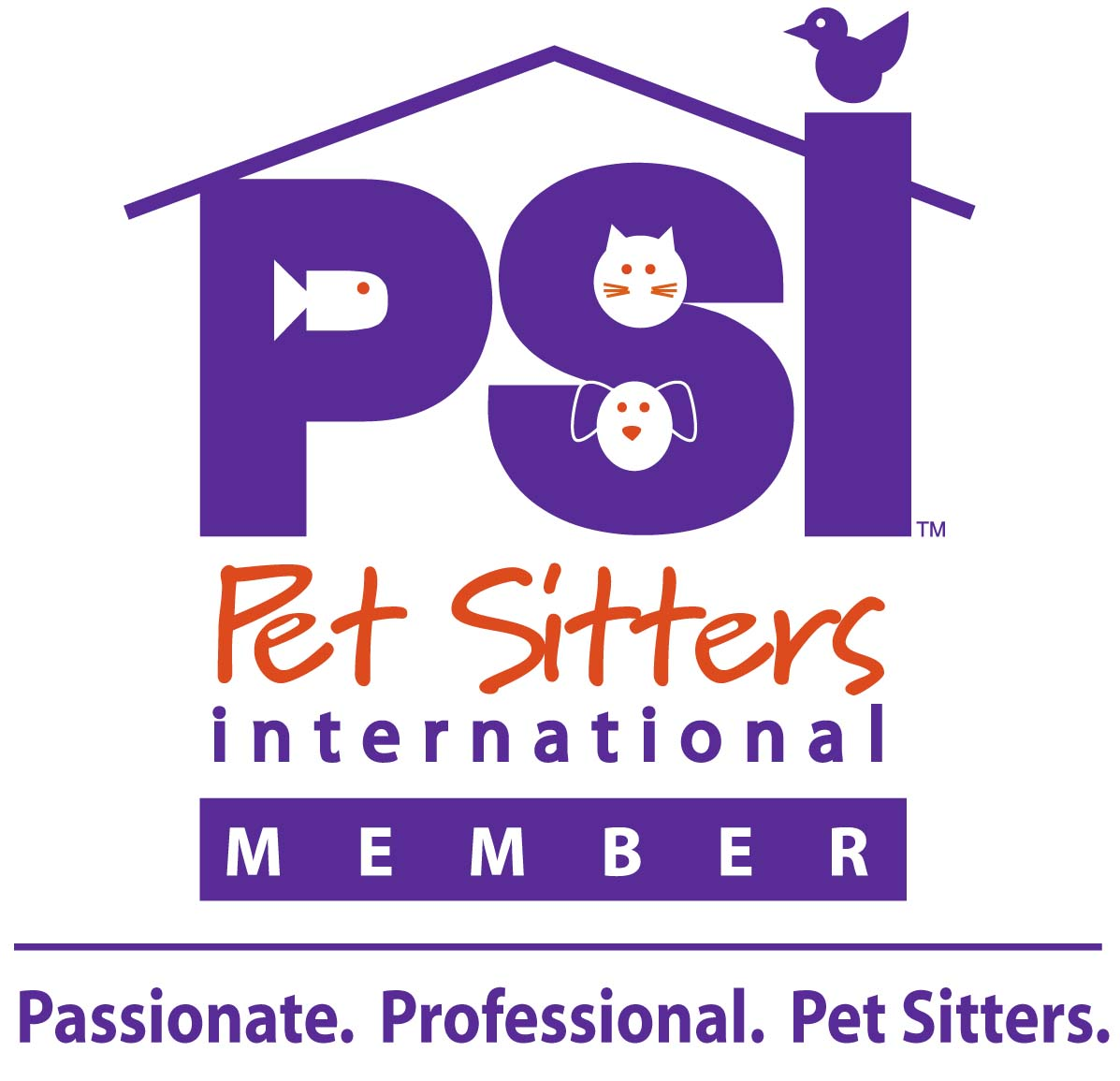 Proud Member of Pet Sitters International